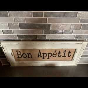 Other - Shabby chic Kitchen sign